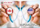 bảo hiểm du học Canada
