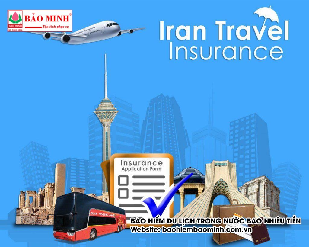 bảo hiểm du lịch trong nước bao nhiêu tiền
